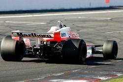Christophe d'Ansembourg, McLaren M26, 1978