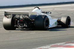Anthon Hancock, Surtees Ts19, Ts19, 1976-77