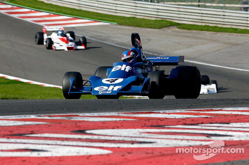 Jeff Lewis, Tyrrell 007, 1974,