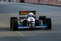 Chris Woodhouse, Woodhouse Bros., F1 Lola T90/50 Cosworth 3.5 V8