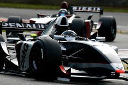 Top Speed WS Dallara Renault: #23 Ingo Gerstl,, et #22 Jens Renstrup,