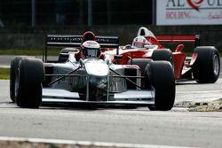 #2 Pierre Schroder, Benetton B197, #25 Karl-Heinz Becker, WS Dallara Nissan