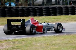 Pierre Schroder, Team Ascari, F1 Benetton B197 Judd 4,0 V10