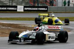 #10 Frits Van Eerd, Tyrrell 026, #31 Henk De Boer,Coloni FC188