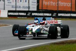 #10 Frits Van Eerd, Tyrrell 026, #13 Phillip Keen, Benetton B194