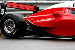Spinning, Karl-Heinz Becker, WS Dallara