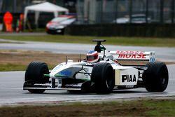 Frits Van Eerd, VES Racing, F1 Tyrrell 026 Ford 3.0 V8