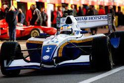 Duncan Tappy - Tottenham Hotspur GTA Motor