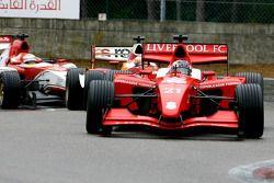 #21 Adrian Valles - Liverpool FC HiTech Racing