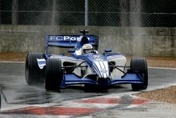 Cutting the chicane, Tristan Gommendy - FC Porto