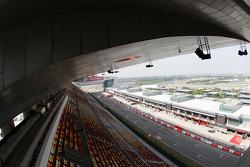 grandstands ve circuit