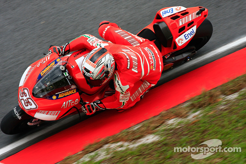 Marco Melandri - Ducati (2008)