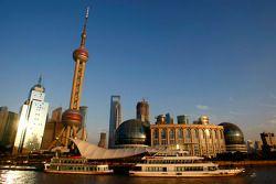 L'horizon de Shanghai