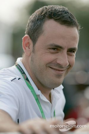 Paolo Coloni, Fisichella Motor Sport International Team Principal