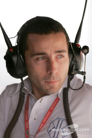 Nicolas Todt, ART Grand Prix Team Principal