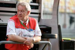 Paul Jackson NED, GFH Team iSport Team Principal