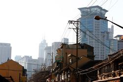 Shanghai'in old ve yeni parts