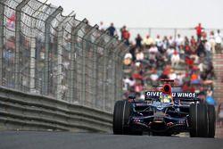 Sebastien Bourdais, Scuderia Toro Rosso, STR03