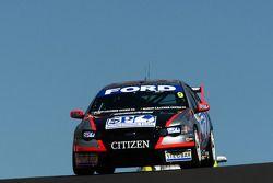 Shane Van Gisbergen, Jonathan Webb (SP Tools Racing Ford Falcon BF)