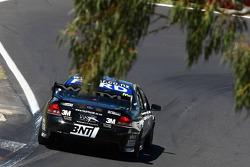 Kayne Scott, Chris Pither (Team Kiwi Racing Ford Falcon BF)
