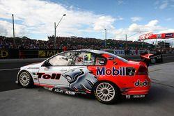 Garth Tander, Mark Skaife (Toll Holden Racing Team Commodore VE)