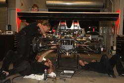 #37 Intersport Racing Lola B06/10 AER: Jon Field, Ryan Lewis, Richard Berry