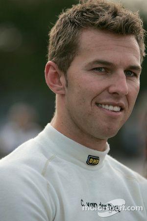 Chris Van der Drift