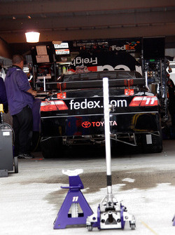 Fedex Toyota garage area