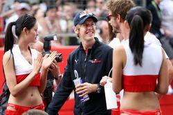 Sebastian Vettel ve Jenson Button