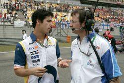 Lucas Di Grassi Renault F1