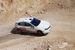 #4 Misfer Al Marri Subaru Impreza Spec C: Misfer Al Marri and Adel Hussein