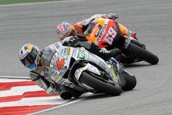 Andrea Dovizioso et Nicky Hayden