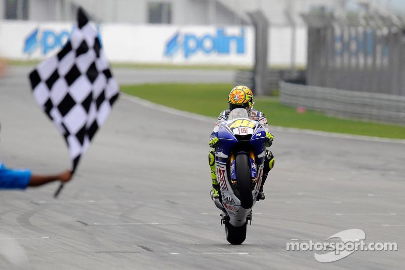 2008. Valentino Rossi