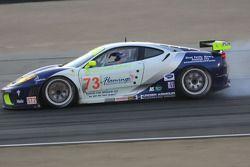 #73 Tafel Racing Ferrari F430 GT: Alex Figge, Harrison Brix, Pierre Ehert
