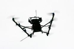 Дрон обеспечивающий телекартинку с воздуха