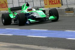 Niall Quinn, driver of A1 Team Ireland