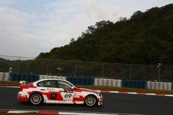 Melvin Choo Kwok Ming Thunder Asia Racing, BMW 320si