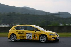 Norbert Michelisz, Sun Red SEAT Team, SEAT Leon FSI
