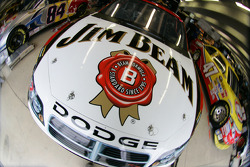 Robby Gordon's Jim Beam Dodge