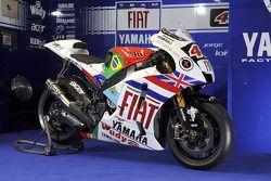 Jorge Lorenzo's special Valencia M1