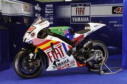 Специальный мотоцикл M1 Хорхе Лоренсо для Валенсии