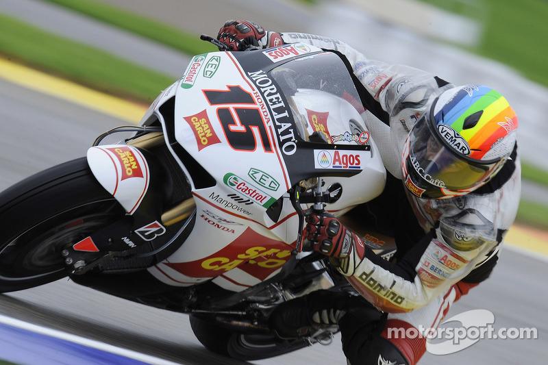 2008: Alex De Angelis (Honda RC212V)