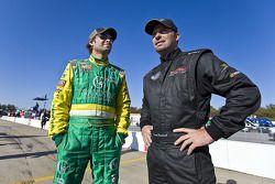 Stanton Barrett et Kenny Hendrick