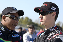 Marc Davis and Joey Logano