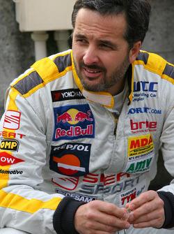 Yvan Muller, SEAT Sport, SEAT Leon TDI