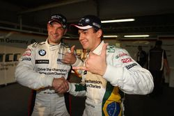 Jorg Muller, BMW Team Germany, BMW 320si et Augusto Farfus, BMW Team Germany, BMW 320si