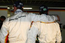 Jorg Muller, BMW Team Germany, BMW 320si e Augusto Farfus, BMW Team Germany, BMW 320si
