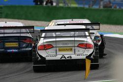 Tom Kristensen, Audi Sport Team Abt Audi A4 DTM 2008