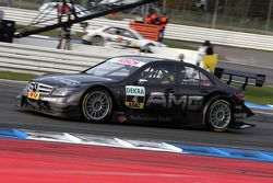 Paul di Resta, Team HWA AMG Mercedes, AMG Mercedes C-Klasse after his second pitstop