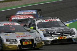 Alexandre Prémat, Audi Sport Team Phoenix, Audi A4 DTM et Bernd Schneider, Team HWA AMG Mercedes, AM